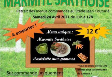 Marmite Sarthoise à emporter