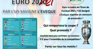 Concours Pronostics Euro
